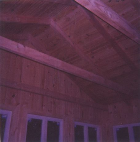 interior - special roof